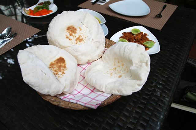 Arabic bread