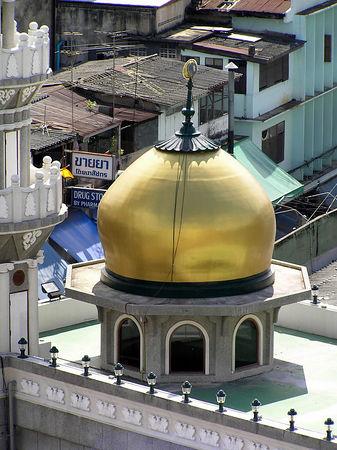 Bangkok - Buildings January  2006