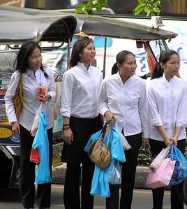 Bangkok  - January 2006