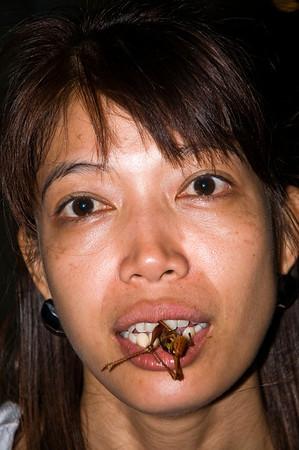 Bangkok at night - October 2008