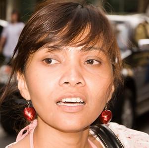 Chao Praya walk - October 2008