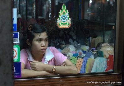 A Bangkok evening pt 1 - December 2009