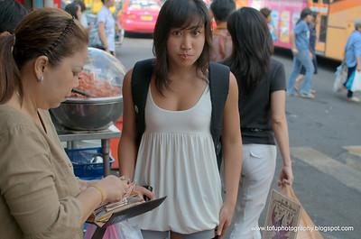 A walk in Chinatown  pt 2- December 2009