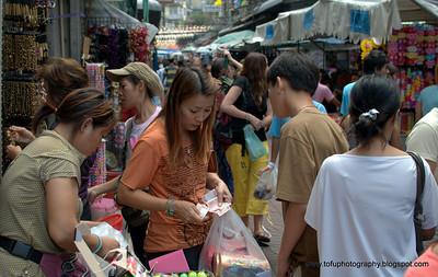 A walk in Chinatown  pt 3- December 2009