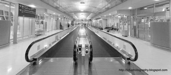 Suvarnabhumi Airport - December 2009