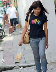 Sukhumvit walk pt 1 - June 2011