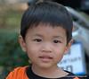 Boy in Lumphini Park, Bangkok, Thailand, December 2009