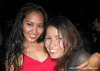 Nong Da and Fon partying at the Climax Club, Ambassador Hotel, Sukhumvit Soi 11 in Bangkok to see in 2010. A great time.