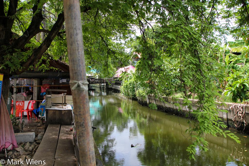 Bang Nam Pheung floating market (ตลาดน้ำบางน้ำผึ้ง)