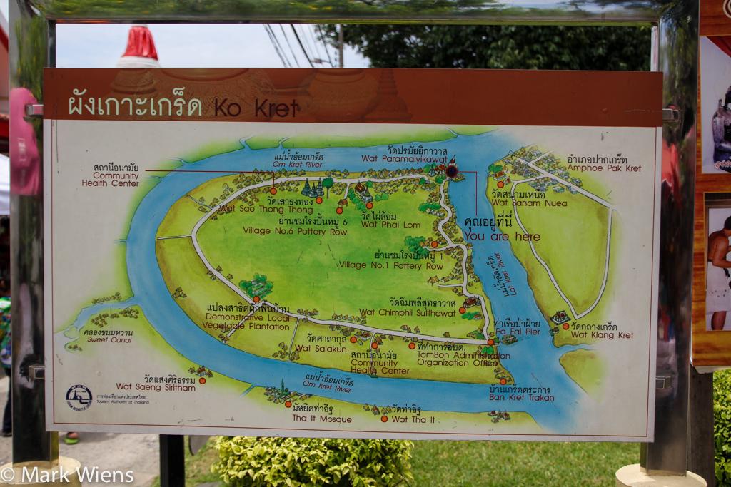 Koh Kret (เกาะเกร็ด)