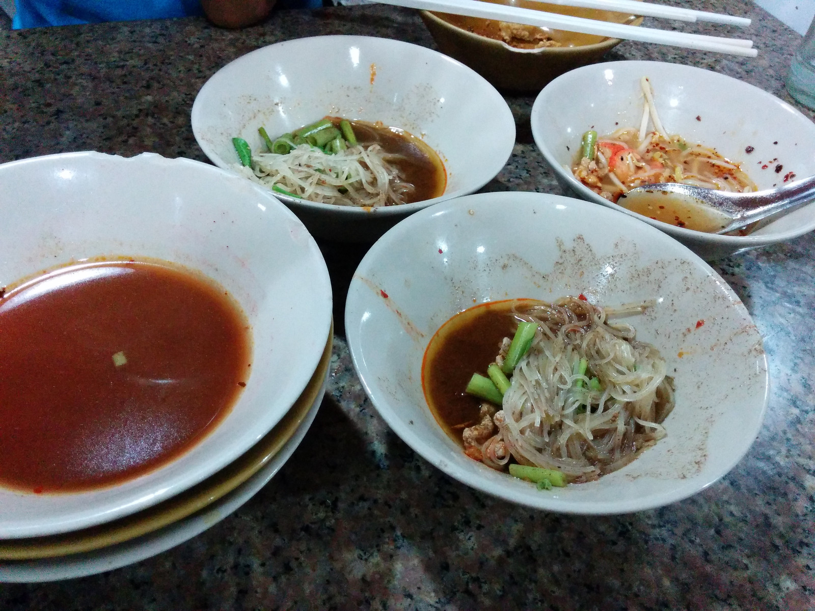 where to eat boat noodles in bangkok