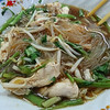 Glass noodle soup with beef
