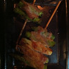 Aspara - Asparagus wrapped in bacon at my favourite and super cheap Japanese yakitori place, Kushi-Tei on Thonglor