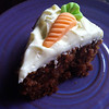 A caliph amongst carrot cakes, Anotai's take on this allegedly healthy classic is excellent - moist with a distinct hint of ginger to it which works extremely well. Bonus points for detailed carrot, erm, detail