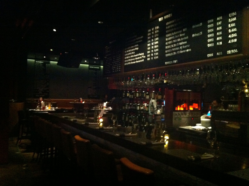 Wine Pub, Pullman Hotel, Bangkok