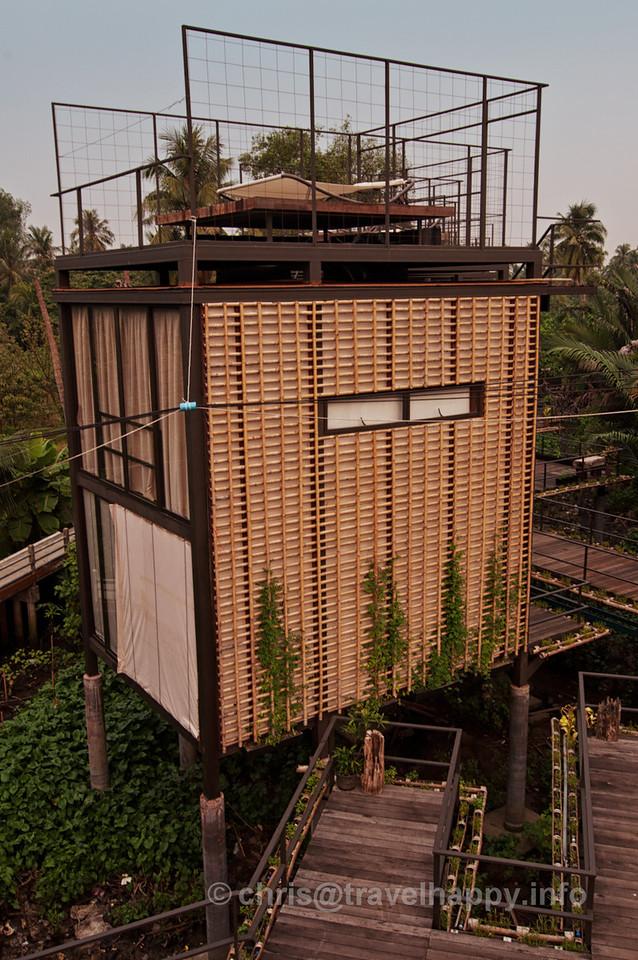 Room Exterior, Bangkok Tree House Hotel