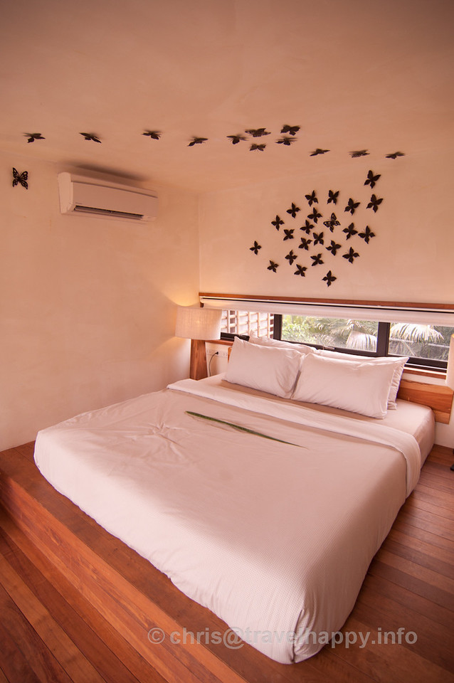 Bedroom, Bangkok Tree House Hotel