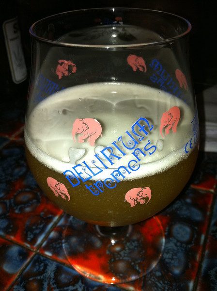 Delirium Tremens at Tuba, Thonglor