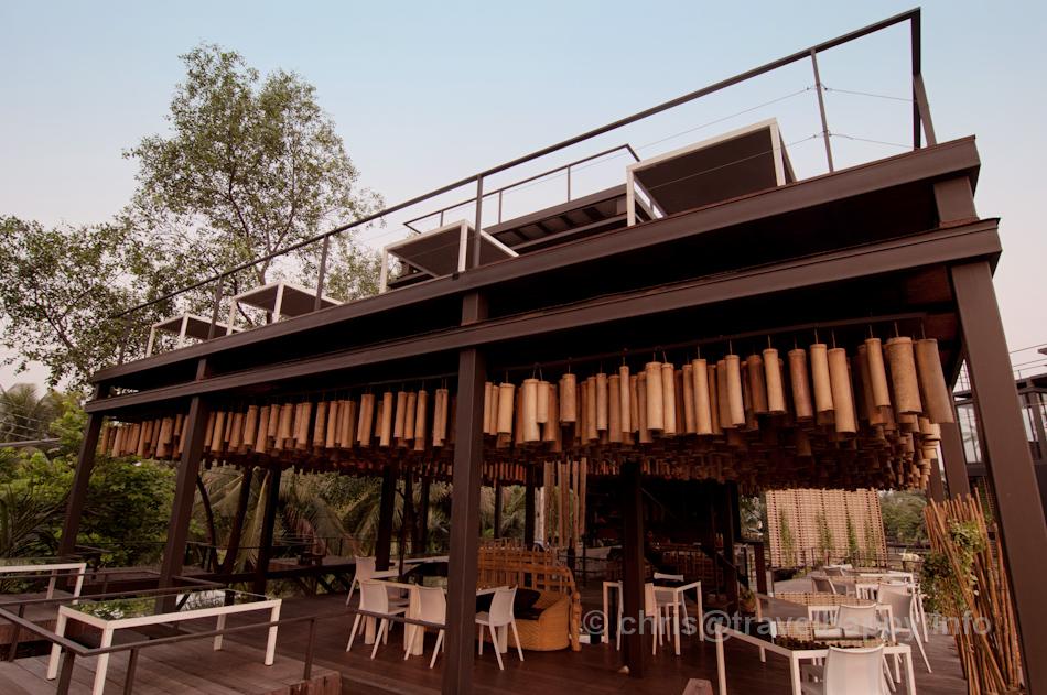 Reflect Restaurant, Bangkok Tree House Hotel