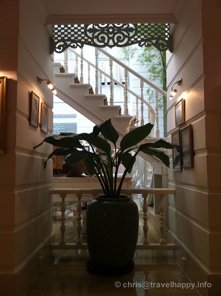 Afternoon Tea at the Authors Lounge, Mandarin Oriental hotel, Bangkok