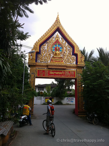Bangkok Bike Ride Prapadaeng