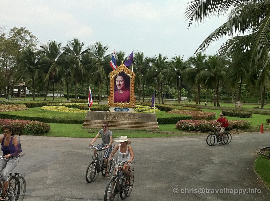 Bangkok Bike Ride Prapadaeng