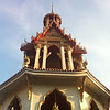 Wat near Khao San Road, Bangkok