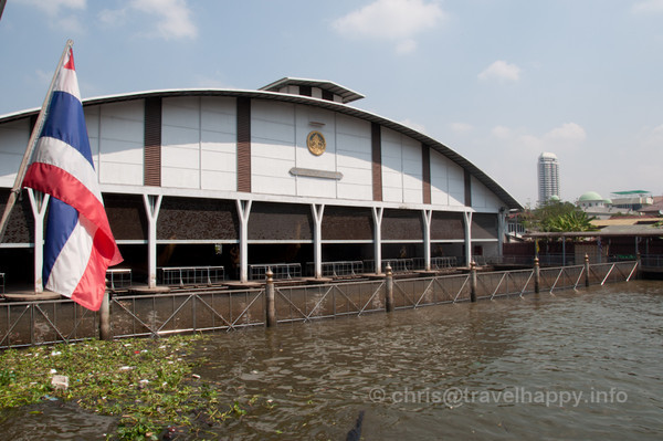 Royal Barges Museum, Bangkok