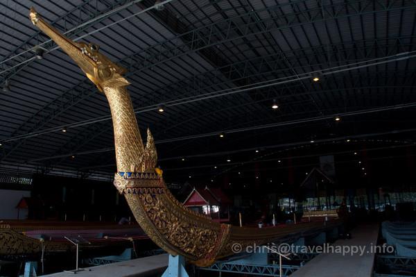 Suphannahong, Royal Barges Museum, Bangkok