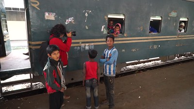 Bangladesh-5-Train Station