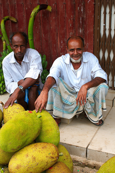 Market day in Bandarban