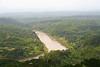 The Sangu River, running through Bandarban and surrounding hills