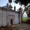 A village mosque.