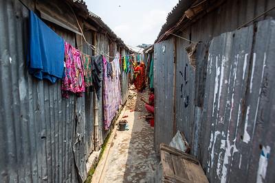 Karail Slum