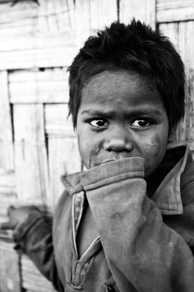 A boy who lives in a Rohingya makeshift refugee camp outside Teknaf. He belongs to no country and has no rights.