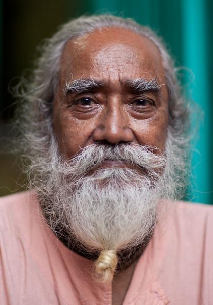 A man I met in Old Dhaka.