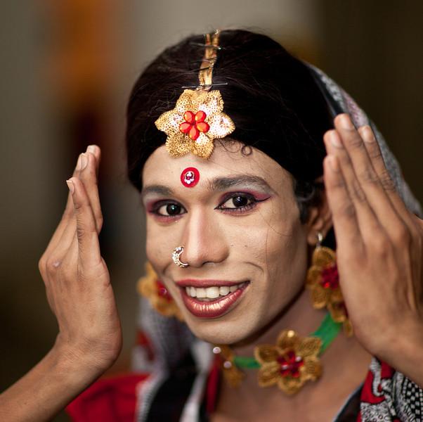 A transgender