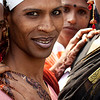 Transgenders during a human rights demonstration in front of the Press Club in Dhaka city.