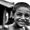 A boy in Banani