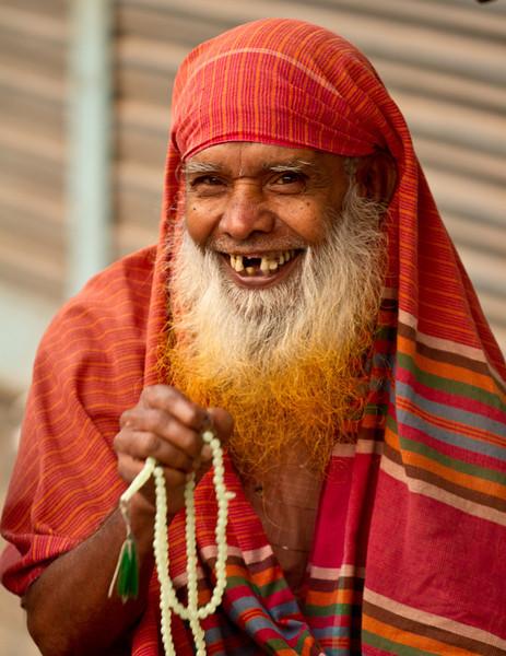 A man I met in Tangail