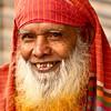 A man that I met in Tangail.