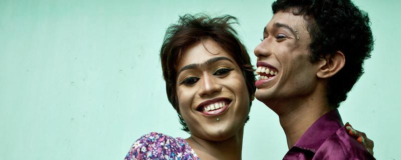 Transgenders in Dhaka