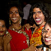 Transgenders an evening on the street in Old Dhaka.