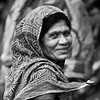 A day labourer who is waiting to be picked up in the morning. Khulna