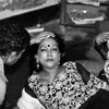 Many hijras are great performers - here simulating a collapse after an intensive dance :)