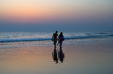 Sunset, Cox Bazar