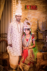 Trendy Bangladeshi Couple Image