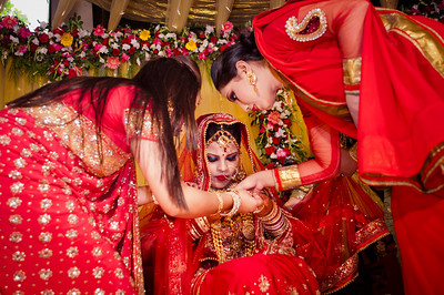 Bridal Preparation Image