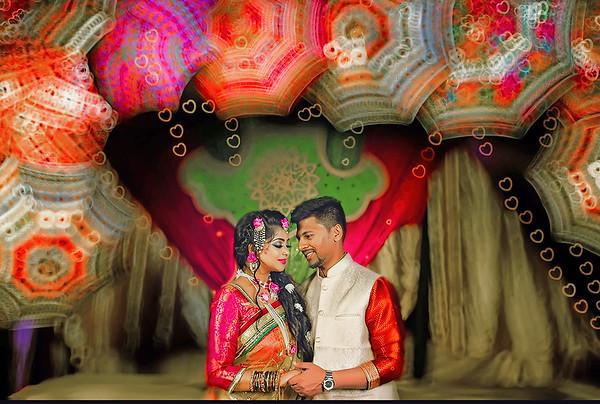 Bangladeshi Couple Portrait