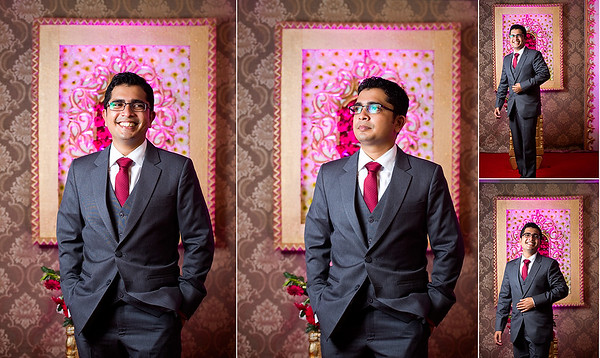 Gorgeous Bangladeshi Groom Portrait Images